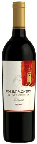Robert Mondavi Winery Malbec Private Selection